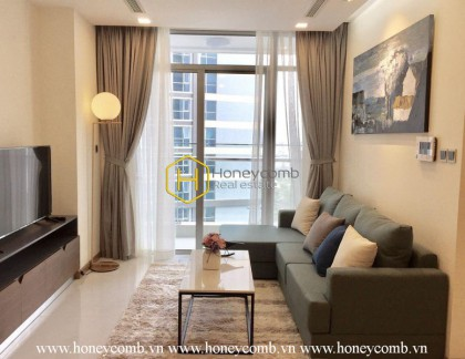 Modern Lifestyle and Luxury with 3 bedrooms apartment in Vinhomes Central Park