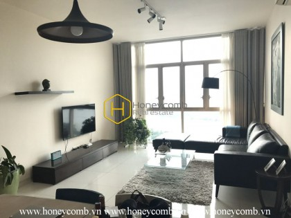 Feel the elegant in this superb apartment with full amenities for rent in The Vista