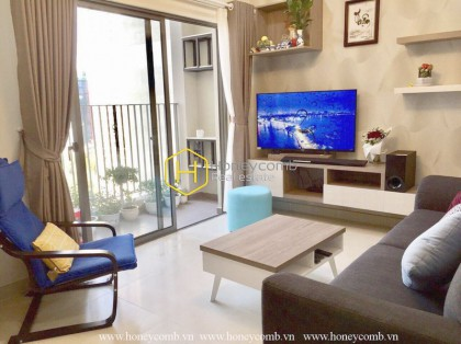 Exceptional Style with 2 bedrooms apartment in Masteri Thao Dien