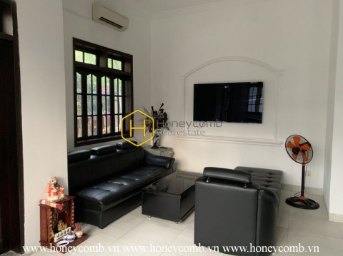 A spacious house with prestigious location in District 2