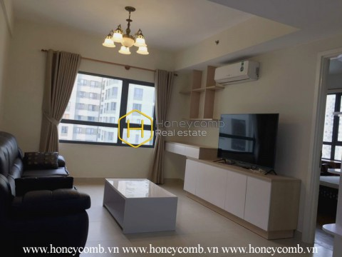 Special layout - Modern design - Compound apartment in Masteri Thao Dien for lease