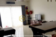 Proper Design with 3 bedrooms apartment in River Garden for rent