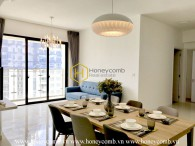 Luxury design 2 bedroom apartment in The Estella Heights for rent