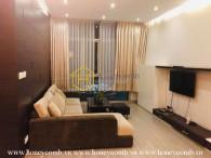 Căn hộ 2 phòng ngủ tại The Vista An Phú cho thuê