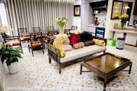 A Diamond Island apartment that leaves a deep impression on all tenants