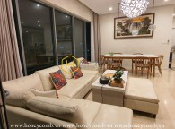 Discover the charming sense of attractiveness in Diamond Island apartment
