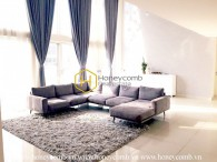 Cho thuê căn hộ Penthouse The Estella gồm 4 phòng ngủ
