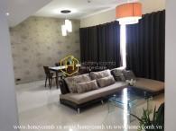 Elegant transitional design apartment for rent in The Estella