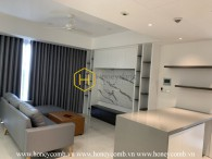 This 3 bed-apartment with modern and cozy style suits with your criterion at Masteri An Phu