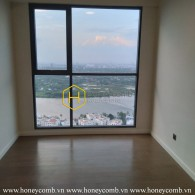Light floods in the contemporary apartment in Q2 Thao Dien