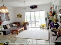 River Garden apartment makes you happy whenever you come back home