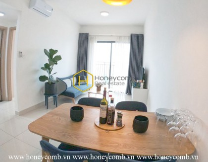 The Sun Avenue apartment that gives you a warm and close feeling