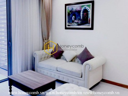This is how home should feel: Classy & Cozy apartment in Vinhomes Central Park