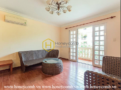 Stop searching because your ideal home is in our District 2 serviced apartment