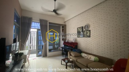 Contemporary inspired villa for rent in District 2