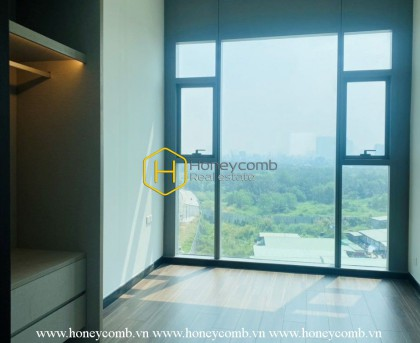 Crack your brain in designing unfurnished apartment in Empire City