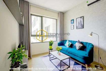 Masteri Thao Dien apartment:  minimalist aesthetic of the home design