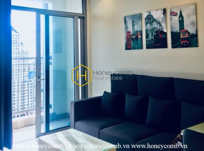 An apartment from Vinhomes Central Park that make you enchanted deeply