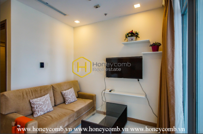 A worthy aparment of Vinhomes Central Park in the middle of Saigon is now for rent