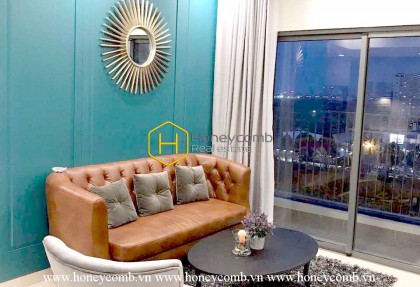 Western with nice designs 2 beds apartment in Masteri Thao Dien, District 2
