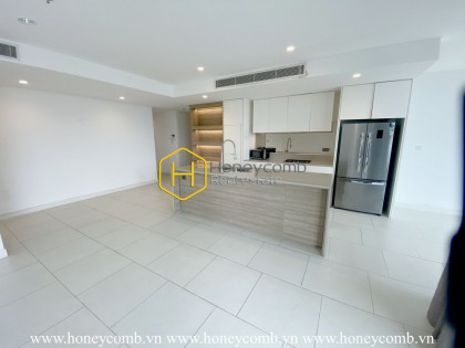 Express your creativity in this brand new unfurnished apartment in City Garden