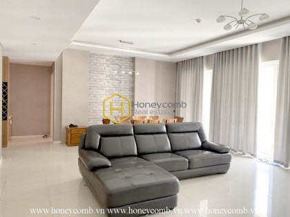 Three bedroom apartment with modern style in The Estella for rent