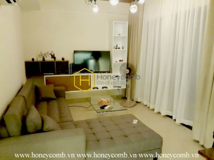 Nice spacious 2-beds apartment in Masteri Thao Dien for rent