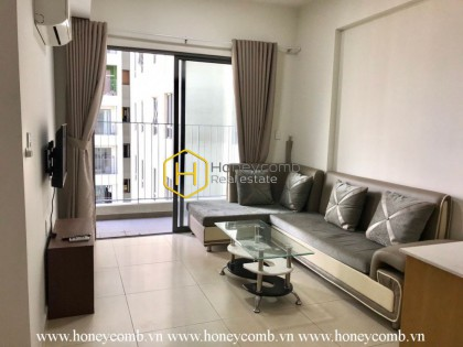 A desirable and chic apartment in Masteri Thao Dien for those who love creativity