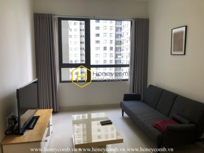 Amazing well-equipped apartment in Masteri Thao Dien is still waiting for new owners!