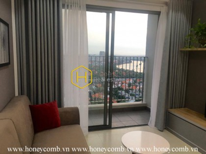Adorable apartment with open view in Masteri Thao Dien