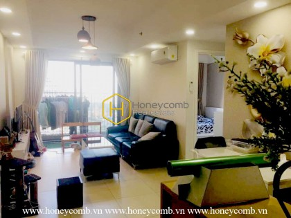 Firm your style at this spacious apartment in Masteri Thao Dien