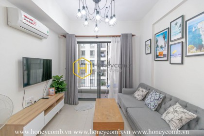 Get the chilled vibes through this exciting and palatial apartment in Masteri Thao Dien
