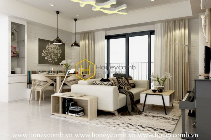 Explore the charm of this standout Masteri Thao Dien apartment