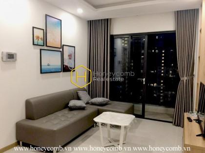 Convenient 2 bedrooms apartment in New City Thu Thiem