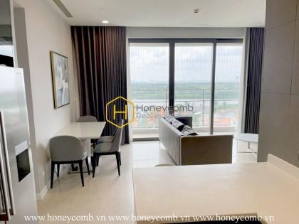 Wonderful 3 bedroom apartment in The Nassim Thao Dien