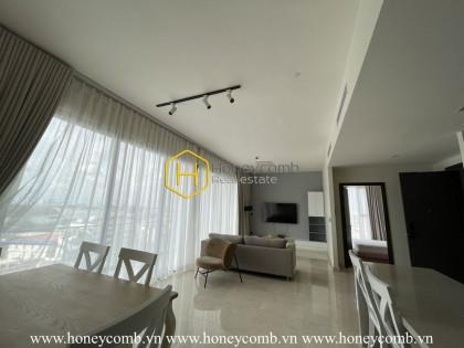 Impressive bold combination in the Q2 Thao Dien apartment