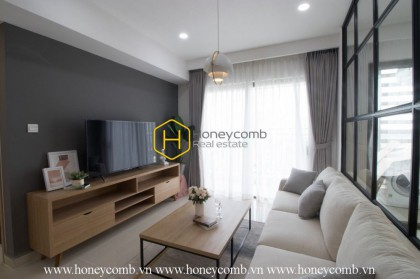 Let's explore the apartment in The Sun Avenue making you extremely happy