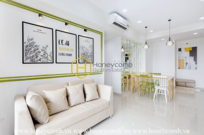 Let's check out the reason why this The Sun Avenue apartment so appealing to people