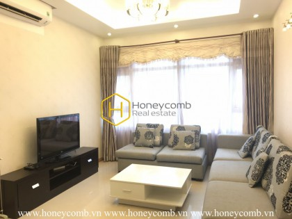Saigon Pearl apartment: A space containing memorable memories for your family