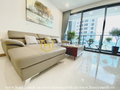 Luxurious is not enough to describe the level of this Sunwah Pearl apartment