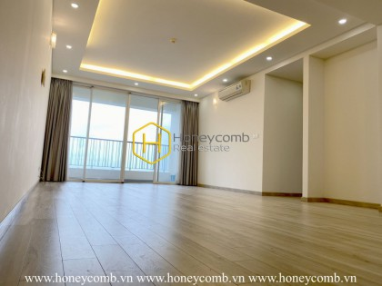 Customize the style that you want with the unfurnished apartment in Thao Dien Pearl