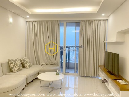 A top apartment of Thao Dien Pearl attracts all eyes