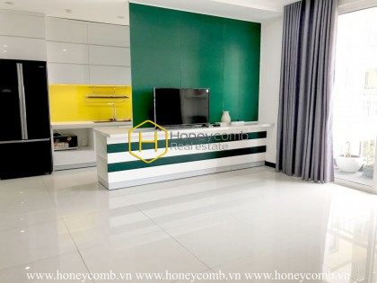 3-bedroom apartment with lovely and sweet decor in Tropic Garden