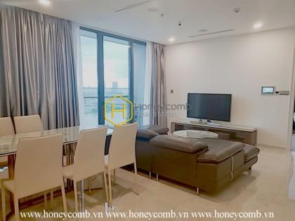 Impressive home - impressive life in Vinhomes Golden River apartment
