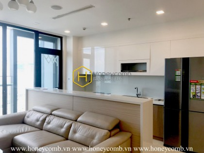 A Vinhomes Golden River apartment which grabs your dream home
