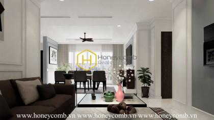 Vinhomes Central Park apartment: Quality as a 5-star apartment