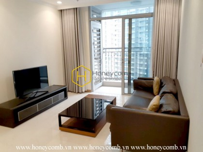 Be ecstatic with the blend of Eastern European and Asian design in the apartment Vinhomes Central Park