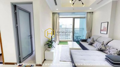 Deluxe interior- Delicate atmosphere: a Vinhomes Central Park apartment that make you desire