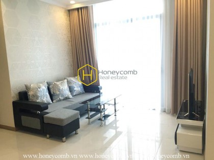 Graceful apartment with classical design in Vinhomes Central Park