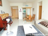 3 beds apartment for rent in The Vista, nice furnished
